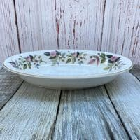 Wedgwood Hathaway Rose Oval Vegetable Serving Dish