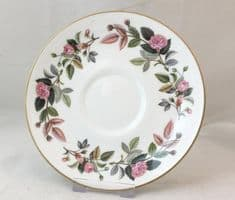 Wedgwood Hathaway Rose Saucer for the Soup Cups/Bowls