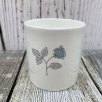 Wedgwood Ice Rose Mustard Pot (Missing Lid)