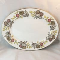 Wedgwood Lichfield Oval Platters, Large