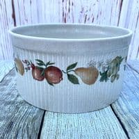 Wedgwood Quince Large Souffle Dish, 2.25 Pints