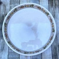 """Wedgwood Quince Round Serving Dish, 15"""""""