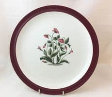 Wedgwood Ruby Mayfield Dinner Plates