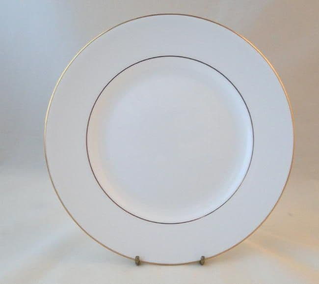 Wedgwood Signet Gold Eight Inch Plates