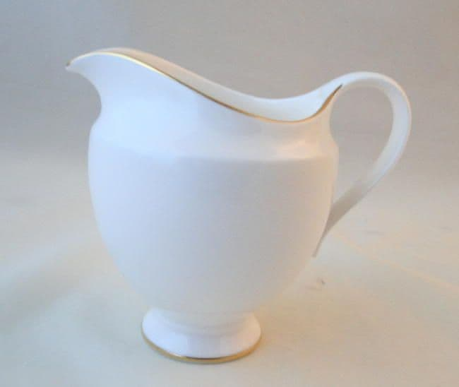 Wedgwood Signet Gold Small Milk Jugs/Creamers