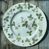 Wedgwood Wild Strawberry Small Tea Plate