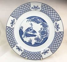 Wood & Sons, Yuan Dinner Plates (Two Birds)