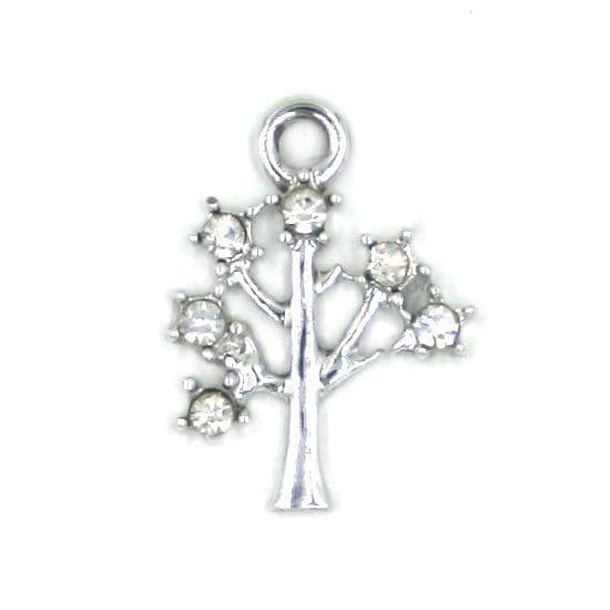 14mm x 19mm Tree of life charm