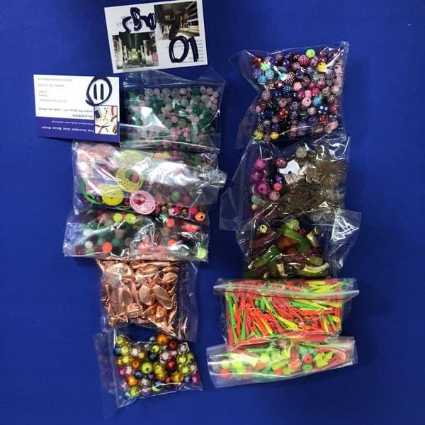 Deal 011 - 10 packs of mixed beads