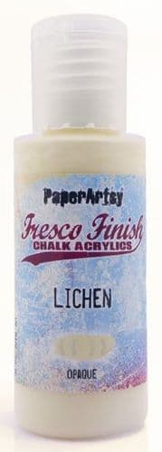 Fresco Finish - Lichen