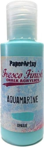 Fresco Finish - Aquamarine