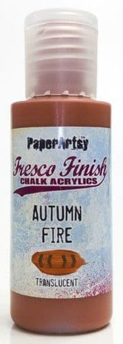Fresco Finish - Autumn Fire