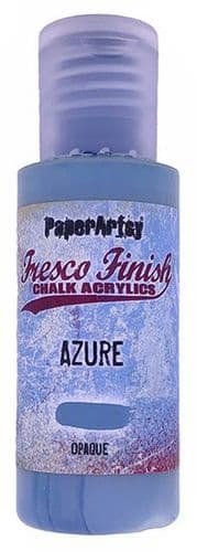 Fresco Finish - Azure