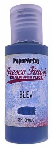 Fresco Finish - Blew