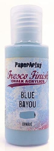 Fresco Finish - Blue Bayou {Seth Apter}
