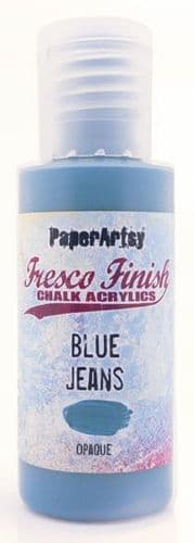 Fresco Finish - Blue Jeans