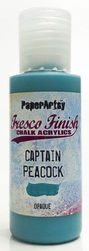 Fresco Finish - Captain Peacock