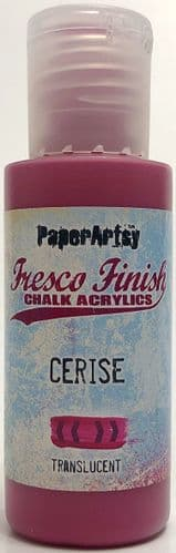 Fresco Finish -  Cerise {Tracy Scott}