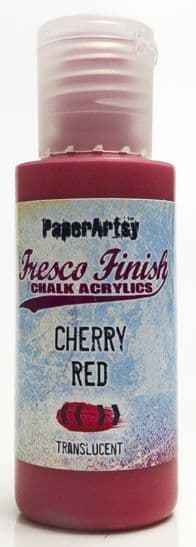Fresco Finish - Cherry Red {Tracy Scott}