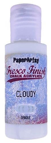 Fresco Finish - Cloudy