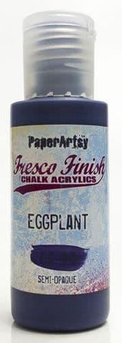 Fresco Finish - Eggplant