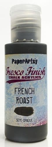 Fresco Finish - French Roast
