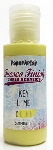 Fresco Finish - Key Lime {Seth Apter}