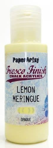 Fresco Finish - Lemon Meringue