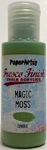 Fresco Finish - Magic Moss {Seth Apter}