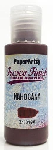 Fresco Finish - Mahogany {Seth Apter}