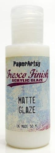 Fresco Finish - Matte Glaze