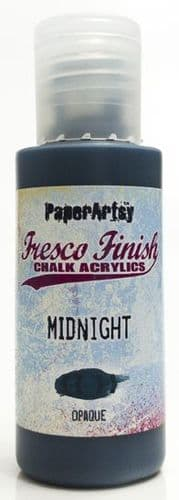 Fresco Finish - Midnight {Seth Apter}