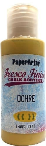 Fresco Finish - Ochre{Tracy Scott}