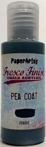 Fresco Finish - Pea Coat {Tracy Scott}