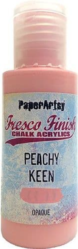 Fresco Finish - Peachy Keen