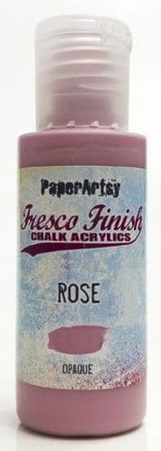 Fresco Finish - Rose
