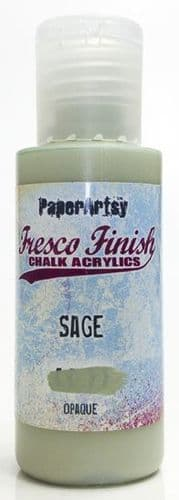 Fresco Finish - Sage