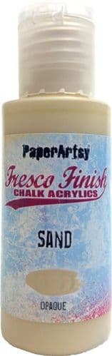 Fresco Finish - Sand