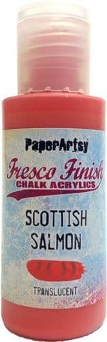 Fresco Finish - Scottish Salmon