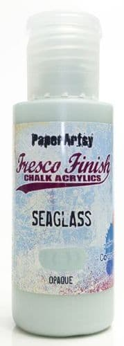Fresco Finish - Seaglass