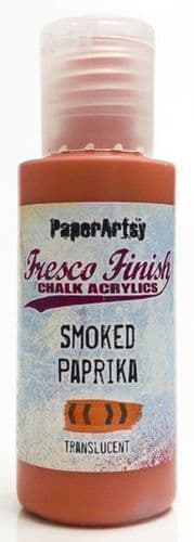 Fresco Finish - Smoked Paprika {Seth Apter}