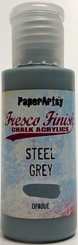 Fresco Finish - Steel Grey {Seth Apter}