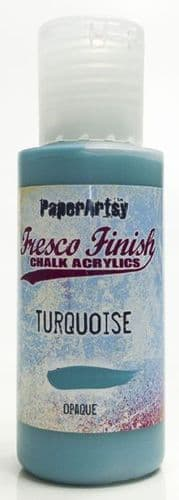 Fresco Finish - Turquoise {Seth Apter}