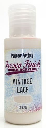 Fresco Finish - Vintage Lace {Tracy Scott}