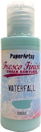 Fresco Finish - Waterfall