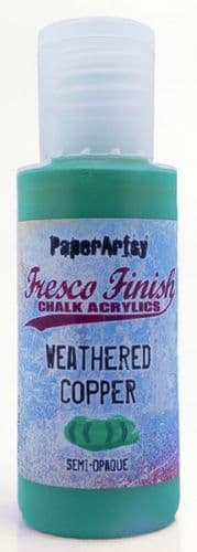 Fresco Finish - Weathered Copper {Tracy Scott}