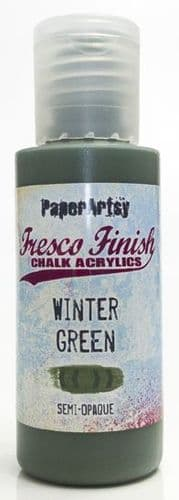 Fresco Finish - Winter Green