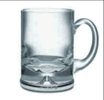 Hallmarked silver base pint tankard Price includes engraving