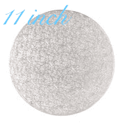 """11"""" Round -All thicknesses"""