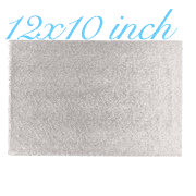 "12""X10"" Rectangle -All thicknesses"
